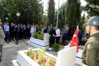 GARNIZON KOMUTANLıĞı - 19 Eylül Gaziler Günü Kutlandı