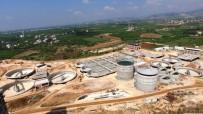 BURHANETTIN KOCAMAZ - 20 Milyon Euro'luk Arıtma Tesisi Projesinin Yüzde 70'İ Tamamlandı