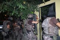 ŞAFAK VAKTI - 3 İlde Uyuşturucu Operasyonu Açıklaması 18 Gözaltı