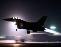 IRAK - 7 PKK'lı terörist öldürüldü