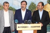 YEREL YÖNETİMLER - AK Parti Genel Başkan Yardımcısı Yılmaz Açıklaması 'AK Parti Yerel Yönetimlere Önem Veren Bir Partidir'