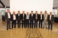 CEVDET YILMAZ - AK Parti Genel Başkan Yardımcısı Yılmaz Meclis Üyeleriyle Bir Araya Geldi