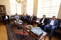 AYKUT PEKMEZ - AK Parti Heyeti Vali Aykut Pekmez İle Görüştü