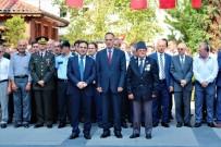 Akçaabat'ta 19 Eylül Gaziler Günü Etkinlikleri