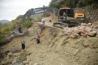 GÜZELBAĞ - Alanya Güzelbağ'da Meydan Projesi Hayata Geçiyor