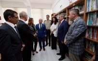 Albayrak'a Şehit Hatırası Kütüphane
