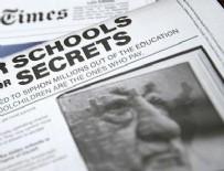 AMERIKA BIRLEŞIK DEVLETLERI - Amsterdam'dan New York Times'a 'FETÖ' ilanı
