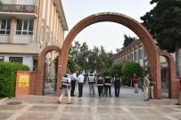 SERVİS ARACI - Antalya'da Çocukların Korunmasına Yönelik Denetim Uygulaması
