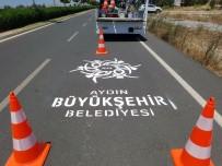 YAYA GEÇİDİ - Aydın'da Güvenli Trafik İçin Çalışmalar Devam Ediyor