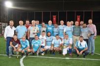 KÜÇÜKKÖY - Ayvalık Şöhretler Turnuvası'nın Şampiyonu 2008 Yenimahalle Spor Oldu