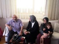 KURAN-ı KERIM - Bakan Kaya, Gaziler Günü Sebebiyle Gazileri Ziyaret Etti
