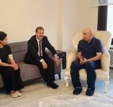 GAZİLER GÜNÜ - Başbakan Yardımcısı Çavuşoğlu, 15 Temmuz Kahramanı Turgut Aslan'ı Ziyaret Etti