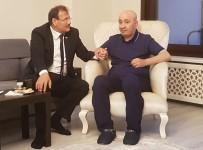 GAZİLER GÜNÜ - Başbakan Yardımcısı Çavuşoğlu'ndan 15 Temmuz Kahramanına Ziyaret