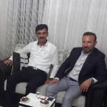 ZEMZEM - Başkan Doğan'dan Yardımcısına Hac Ziyareti