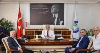 BALABAN - Başkan Kayda, Ocak Başkanlarını Ağırladı