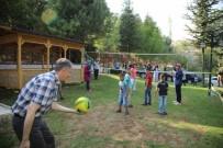 VOLEYBOL MAÇI - Başkan Yanılmaz, Sevgi Evlerindeki Çocuklarla Piknik Yaptı