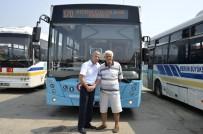 KOCAHASANLı - Belediye Otobüsü Şoföründen Alkışlanacak Hareket