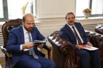 BILAL ERDOĞAN - Bilal Erdoğan, Melikgazi Belediyesinde