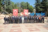 TÜRK SILAHLı KUVVETLERI - Bilecik'te 19 Eylül Gaziler Günü Kutlaması