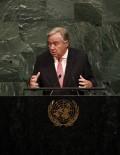 GUTERRES - BM Genel Sekreteri Guterres Açıklaması 'Kuzey Kore Krizinin Siyasi Bir Süreçle Çözülmesi Gerekiyor'