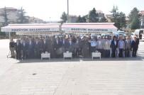 VATAN HAINI - Bozüyük'te Gaziler Günü Anma Programı Düzenlendi