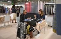 İBRAHIM BURKAY - Bursa İş Dünyası Paris'te Tekstil Sektöründe Yeni Trendleri Belirliyor