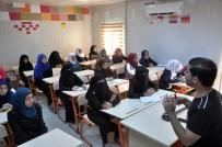 SÜLEYMAN ŞAH - Çadırkentte Kalan 8 Bin Suriyeli Öğrenci Bugün Ders Başı Yaptı