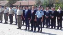 HÜKÜMET KONAĞI - Çavdarhisar'da Gaziler Günü Kutlandı