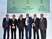 MOBİLYA - Çekin Civata İhracat Şampiyonu