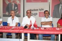FARUK AYDıN - CHP Çukurova İlçe Yönetiminde Toplu İstifa