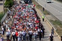 TARıM BAKANı - CHP'nin Düzenlediği 'Fındıkta Adalet' Yürüyüşü 2. Gününde Sürüyor