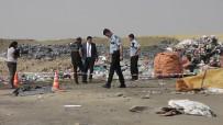 HASTANE - Çöp Toplarken Kamyonetiyle 2 Yaşındaki Kızını Ezdi
