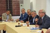 KANDILLI RASATHANESI - Çorlu'daki Yatırımlar Değerlendirildi