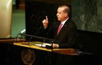 BIRLEŞMIŞ MILLETLER - Cumhurbaşkanı Erdoğan Açıklaması PYD'nin Yaptıkları İnsanlık Suçudur