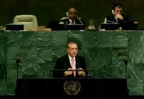 BIRLEŞMIŞ MILLETLER - Cumhurbaşkanı Erdoğan BM Genel Kuruluna Hitap Etti