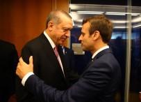 BIRLEŞMIŞ MILLETLER - Erdoğan Fransız mevkidaşıyla görüştü