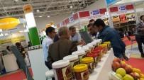 CEMAL ŞENGEL - DAİB Moskova'da Worldfood Gıda Fuarına Katıldı