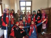 GENÇLİK VE SPOR BAKANLIĞI - Damla Projesi Gönüllüleri Karaman'da