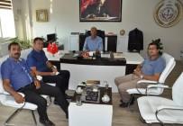 SUBAŞı - Didim Ticaret Odasından Milli Eğitim Müdürü Akdemir'e Ziyaret