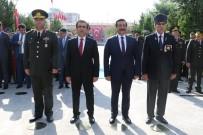 HASAN BASRI GÜZELOĞLU - Diyarbakır'da Gaziler Günü Kutlandı