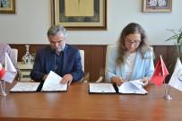 KÖY MUHTARI - Düzce Üniversitesi Çevre Ve Sağlık Alanında İşbirliği Protokolü İmzaladı