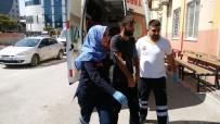 ERSİN ARSLAN - Eli, Ayağı Ve Ağzı Bağlanan Şahsın Parası Ve Cep Telefonu Gasp Edildi