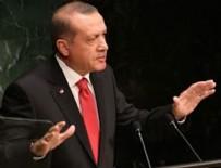 IRAK - Cumhurbaşkanı Erdoğan BM'de Barzani'ye meydan okudu