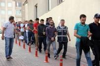 BYLOCK - FETÖ/PDY'den Gözaltına Alınan 16 Kişi Adliyeye Sevk Edildi