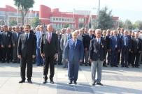 ZÜLKIF DAĞLı - Gaziler Günü Düzce'de Düzenlenen Törenle Kutlandı