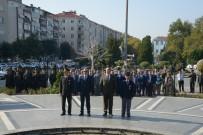 GARNIZON KOMUTANLıĞı - Gaziler Günü Kırklareli'nde Törenlerle Kutlandı.