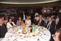 MAHMUT DEMIRTAŞ - Gaziler Günü'nde Adana Valiliğinden Şehit Yakınları İle Gazilere Yemek