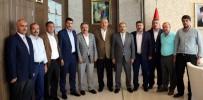 CEBRAIL - Genel Başkan Bayraktutar'dan Vali Ustaoğlu'na Ziyaret
