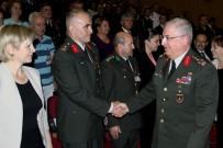 KIBRIS BARIŞ HAREKATI - Genelkurmay Başkanlığı'nda Gaziler Günü Töreni
