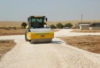 KUBAT - Haliliye Belediyesi Kırsaldaki Yol İhtiyaçlarını Gideriyor